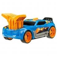 Машинка Hot Wheels синяя 19 см Костанай, Атырау, Павлодар, Актобе, Петропавловск купить в магазине игрушек LEMUR.KZ
