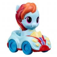 Игровой набор My Little Pony 'Пони и автомобиль' Костанай, Атырау, Павлодар, Актобе, Петропавловск купить в магазине игрушек LEMUR.KZ