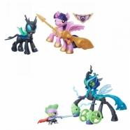 My Little Pony 2 фигурки с артикуляцией Костанай, Атырау, Павлодар, Актобе, Петропавловск купить в магазине игрушек LEMUR.KZ