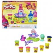 Игровой набор Play-Doh 'Тролли' Алматы, Астана, Шымкент, Караганда купить в магазине игрушек LEMUR.KZ