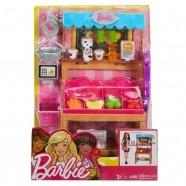 Игровой набор Барби  'Продуктовая лавка' Усть Каменогорск, Актау, Кокшетау, Семей, Тараз купить в магазине игрушек LEMUR.KZ