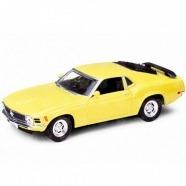 Welly модель винтажной машины 1:34-39 Ford Mustang 1970 Усть Каменогорск, Актау, Кокшетау, Семей, Тараз купить в магазине игрушек LEMUR.KZ