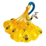Набор Bunch O Balloons Стартовый набор Миньоны 100 шаров Костанай, Атырау, Павлодар, Актобе, Петропавловск купить в магазине игрушек LEMUR.KZ