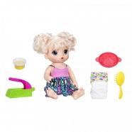 Кукла Малышка хочет есть Костанай, Атырау, Павлодар, Актобе, Петропавловск купить в магазине игрушек LEMUR.KZ