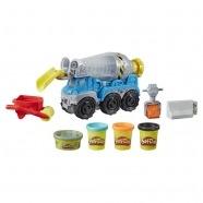 Игровой набор Play-Doh 'Бетономешалка' Алматы, Астана, Шымкент, Караганда купить в магазине игрушек LEMUR.KZ