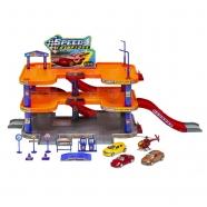 Welly игровой набор Гараж,  3 уровня Уральск, Жезказган, Кызылорда, Талдыкорган, Экибастуз купить в магазине игрушек LEMUR.KZ