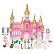 Игровой набор  Boley Волшебный замок с золотыми башнями Усть Каменогорск, Актау, Кокшетау, Семей, Тараз купить в магазине игрушек LEMUR.KZ