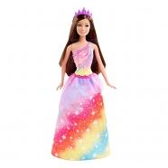 Барби Принцесса Королевства радуги Алматы, Астана, Шымкент, Караганда купить в магазине игрушек LEMUR.KZ
