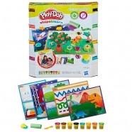 Игровой набор Play-Doh 'Познаем Мир' Уральск, Жезказган, Кызылорда, Талдыкорган, Экибастуз купить в магазине игрушек LEMUR.KZ