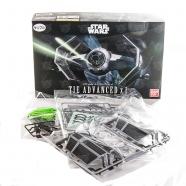 StarWars модель Истребитель TIE Advance1/72 Алматы, Астана, Шымкент, Караганда купить в магазине игрушек LEMUR.KZ