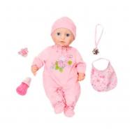 Baby Annabell Кукла многофункциональная 43 см Костанай, Атырау, Павлодар, Актобе, Петропавловск купить в магазине игрушек LEMUR.KZ