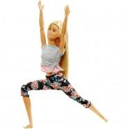 Кукла Барби 'Безграничные движения' Блондинка Алматы, Астана, Шымкент, Караганда купить в магазине игрушек LEMUR.KZ