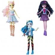 Кукла My Little Pony Девочки Эквестрии (в амсорт.) Усть Каменогорск, Актау, Кокшетау, Семей, Тараз купить в магазине игрушек LEMUR.KZ