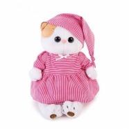Мягкая игрушка Кошечка Ли-Ли в розовой пижамке  Алматы, Астана, Шымкент, Караганда купить в магазине игрушек LEMUR.KZ