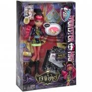 Monster High Хоулин Вульф '13 желаний' Костанай, Атырау, Павлодар, Актобе, Петропавловск купить в магазине игрушек LEMUR.KZ