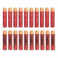 NERF Комплект 20 стрел для бластеров Мега Алматы, Астана, Шымкент, Караганда купить в магазине игрушек LEMUR.KZ