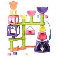Игровой набор Littlest Pet Shop 'Домик для котят' Костанай, Атырау, Павлодар, Актобе, Петропавловск купить в магазине игрушек LEMUR.KZ