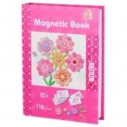 Развивающая игра Magnetic Book 'Фантазия' Алматы, Астана, Шымкент, Караганда купить в магазине игрушек LEMUR.KZ