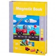 Развивающая игра Magnetic Book 'Юный инженер' Алматы, Астана, Шымкент, Караганда купить в магазине игрушек LEMUR.KZ