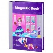 Развивающая игра Magnetic Book 'Маскарад' Усть Каменогорск, Актау, Кокшетау, Семей, Тараз купить в магазине игрушек LEMUR.KZ