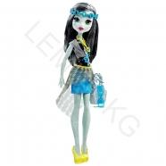 Monster High Фрэнки Штейн из серии 'Ночная Мода' Уральск, Жезказган, Кызылорда, Талдыкорган, Экибастуз купить в магазине игрушек LEMUR.KZ